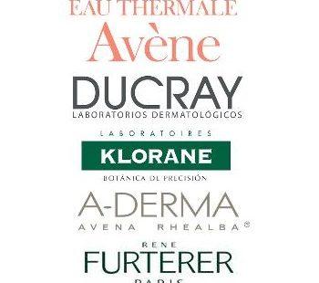 AVENE, KLORANE, A-DERMA, DUCRAY, RENÉ FURTERER a ELANCYL - promo akcia